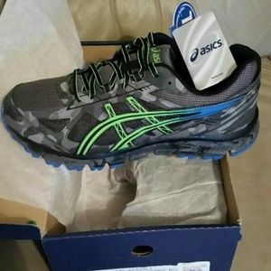 ASICS CAMO RUNNING SHOES (11)